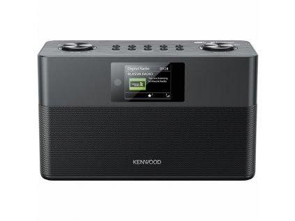 Radiopřijímač DAB+ KENWOOD CR-ST80DAB, černý