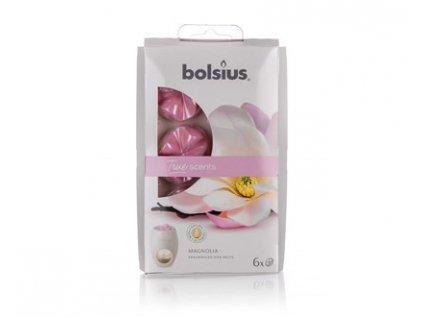 BOLSIUS Vosk vonný, 6 ks, Magnolia
