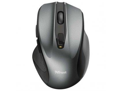 Myš Trust Nito Wireless / optická/ 6 tlačítek/ 2200DPI - černá