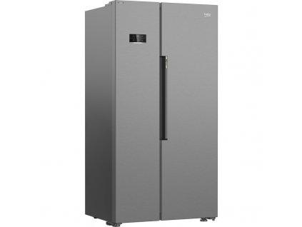 Americká chladnička BEKO GN163140XBN, NoFrost
