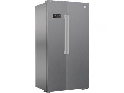 Americká chladnička BEKO GNE64021XB, NoFrost