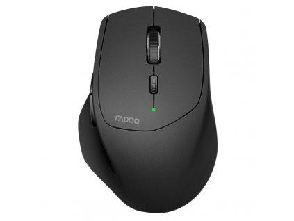 Myš Rapoo MT550 / optická/ 6 tlačítek/ 1600DPI - černá