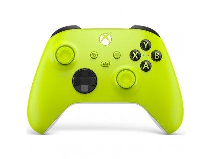 Ovladač Microsoft Xbox Series Wireless - Electric Volt - zelený