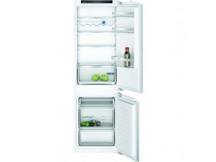 Kombinovaná chladnička Siemens KI86VVFE0, vestavná