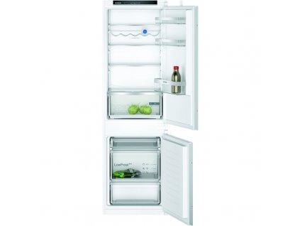Kombinovaná chladnička Siemens KI86VVSE0, vestavná