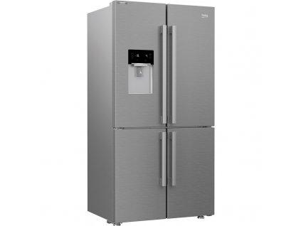 Americká chladnička BEKO GN1426234ZDXN, NoFrost