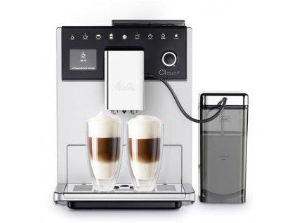 Automatický kávovar Melitta CI Touch Stříbrné