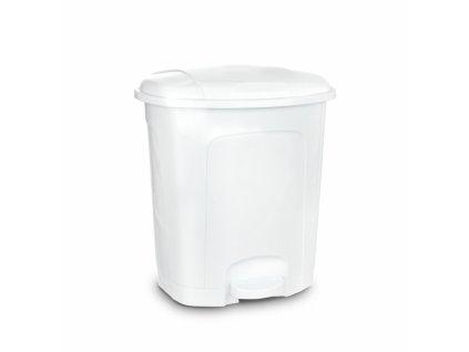 Odpadkový koš 3 l bílá