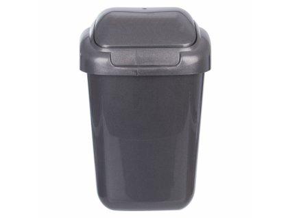 Odpadkový koš Standard 50 l antracit