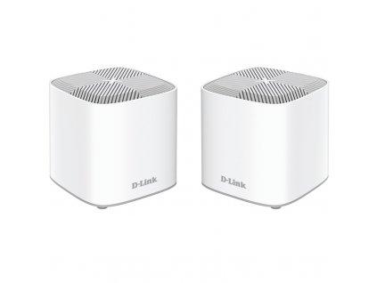 Komplexní Wi-Fi systém D-Link COVR-X1862 (2-pack)
