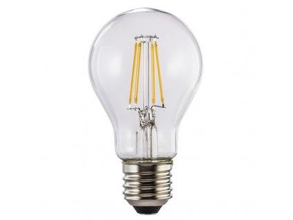 Chytrá žárovka Hama SMART WiFi LED Filament, E27, 7 W, teplá bílá