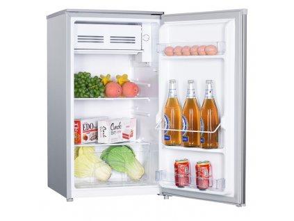 Jednodveřová chladnička Goddess RSD084GS8SSF