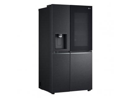 Americká chladnička LG GSXV90MCAE, NoFrost