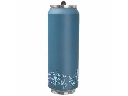 Termoska plechovka LOUKA 0,7l petrolejová