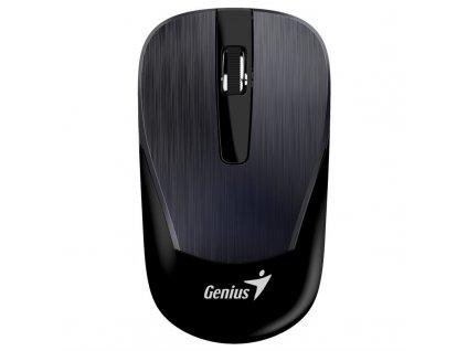 Myš Genius ECO-8015 / optická/ 3 tlačítka/ 1600DPI - šedá