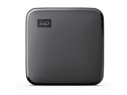 Externí SSD Western Digital Portable SE 2TB - černý
