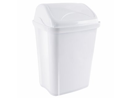 Odpadkový koš VITTARIO 26l bílý