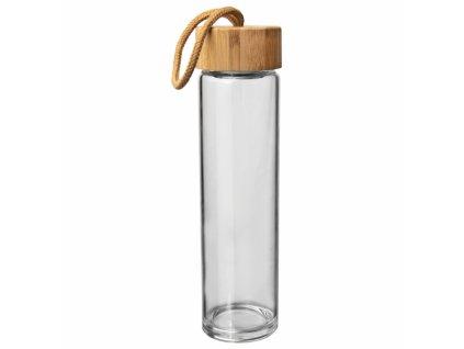 Skleněná láhev Bamboo 0,5l