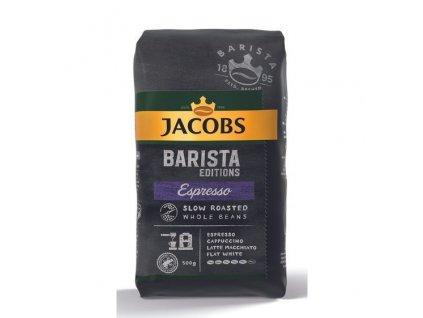 Káva zrnková Jacobs Barista Espresso 500g