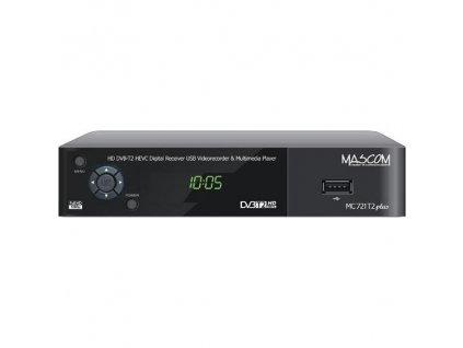 Set-top box Mascom MC721T2 HD PLUS Senior