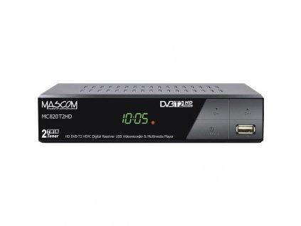 Set-top box Mascom MC820T2 HD Dual