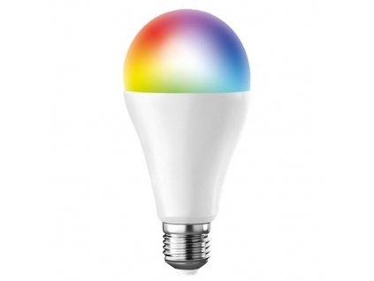 Chytrá žárovka Solight LED SMART WIFI, klasik, 15W, E27, RGB