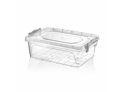 Plastový box Multi obdélník 1,2 l