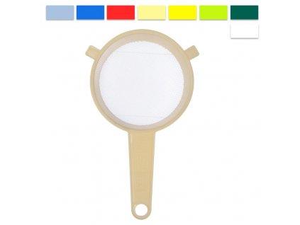 Plastové sítko 12 cm