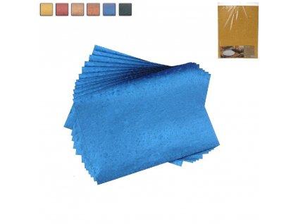 Sada papírového prostírání 44 x 33 cm, 12 ks