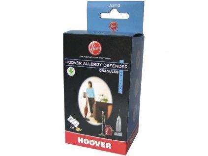 Vůně do vysavače Hoover A31G 5 ks, antibakteriální