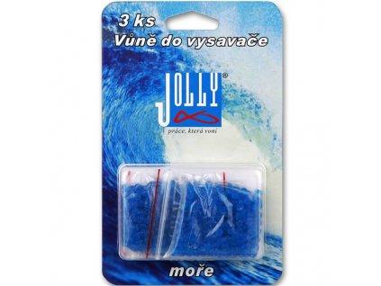Vůně do vysavače Jolly 3043 - moře (3 ks)