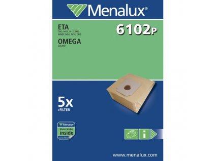 Sáčky do vysavače Menalux CT232 (6102 P) do vysav.