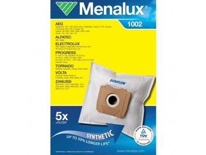 Sáčky do vysavače Menalux 1002 (DCT196)