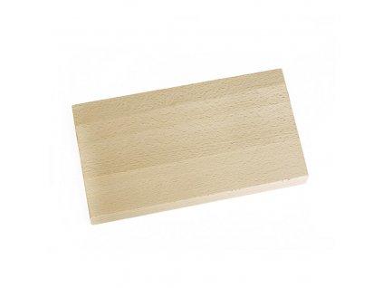 Dřevěné krájecí prkénko, 35 x 20 cm