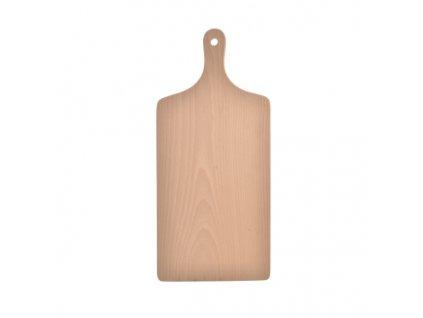 Dřevěné kuchyňské prkénko, 32 x 13,5 cm
