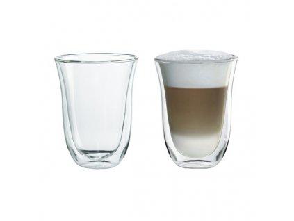 Skleničky na latte macchiato DeLonghi