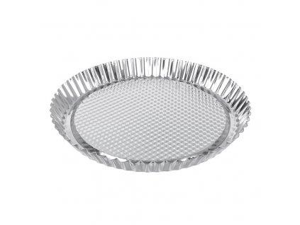 Kovová pečící forma na koláč, průměr 27,5 cm