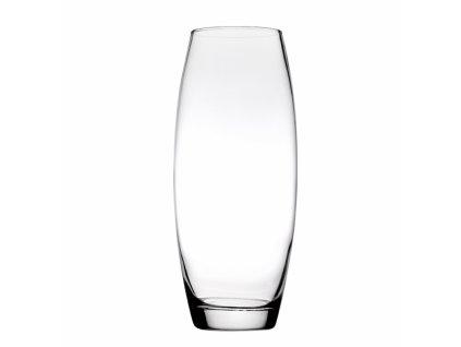 Skleněná váza 11x26cm