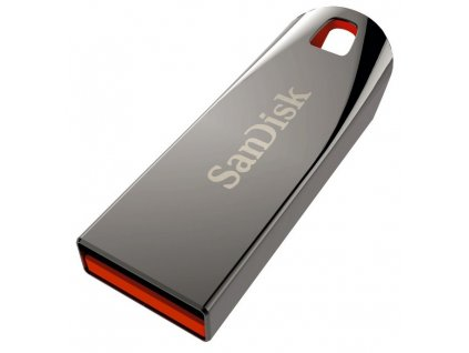 Flash USB Sandisk Cruzer Force16GB USB 2.0 - kovový