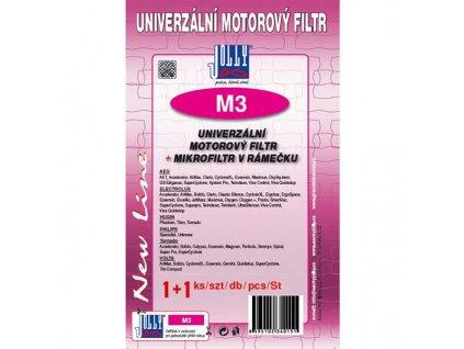 Filtr motorový + mikrofiltr Jolly M 3 , universální