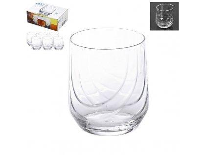 Sada sklenic na whisky Elit o objemu 0,32 l