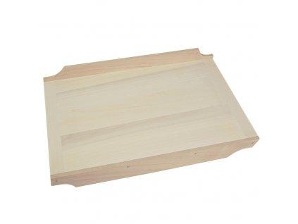 Dřevěný vál na těsto, 70 x 50 cm