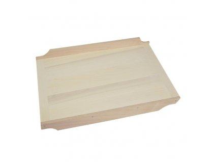 Dřevěný vál na těsto, 60 x 40 cm