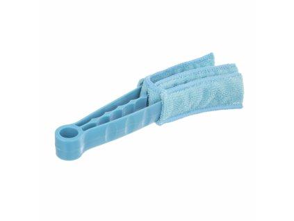 Kartáč na čištění žaluzií, 21,5 x 3,5 cm
