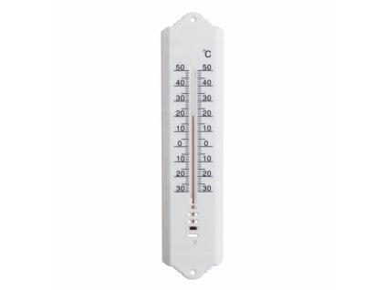 Plastový pokojový teploměr, 5,5 x 25 cm