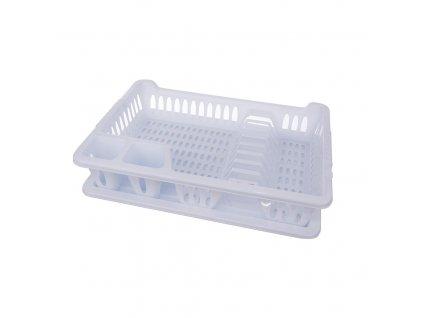 Odkapávač na nádobí s podnosem