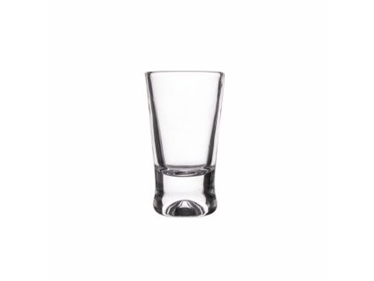 Sada skleněných odlivek o objemu 0,025 l Glas, 6 ks