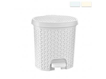 Odpadkový koš RATAN 5,5 l