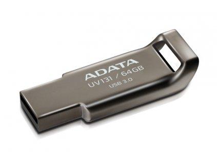 Flash USB ADATA UV131 64GB USB 3.0 - kovový