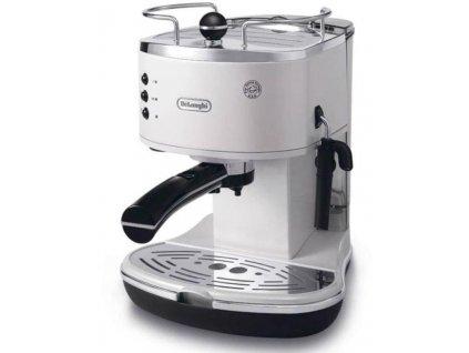 Pákový kávovar DeLonghi ECO 311.W Icona bílé